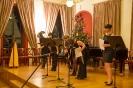 2015. december 13. - Tanáraink koncertje az Óbudai Társaskörben